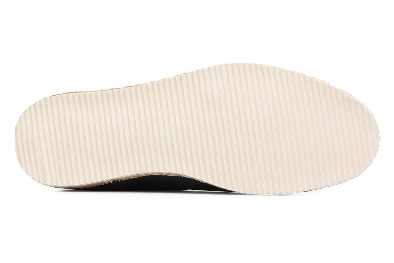 Chaussures à lacets Mr SARENZA Scorda Bleu vue haut