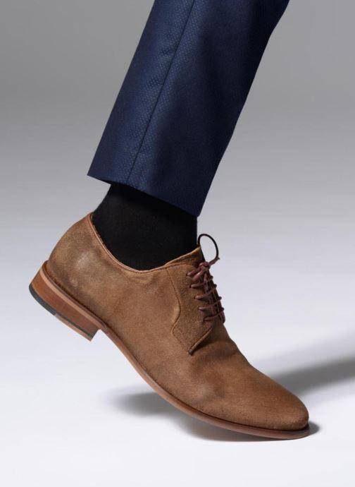 Zapatos con cordones Mr SARENZA Slanova Marrón vista de abajo