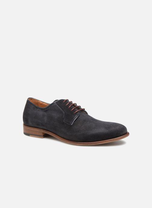 marron Chez Chaussures 318876 Slanova Sarenza À Lacets Mr RH8Bn1gqwx