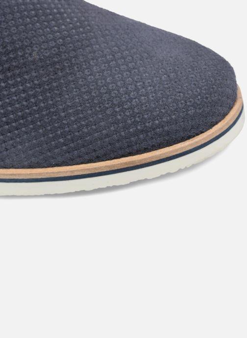 Zapatos con cordones Mr SARENZA Surtop Azul vista lateral izquierda