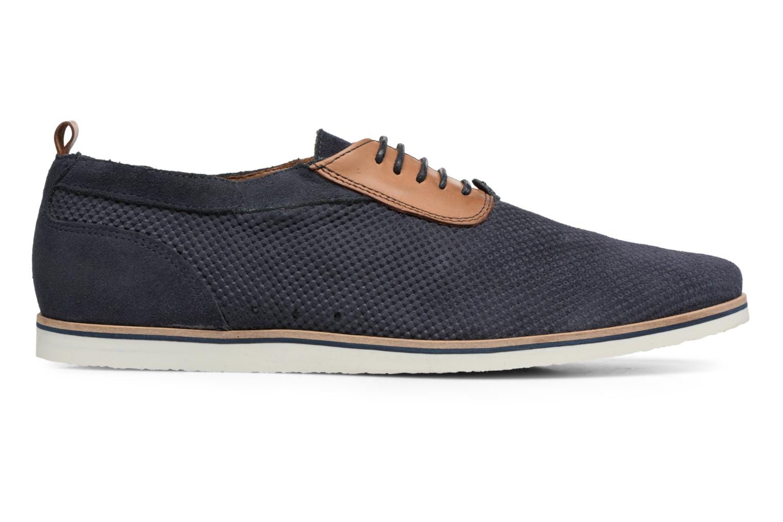 Chaussures à lacets Mr SARENZA Surtop Bleu vue détail/paire