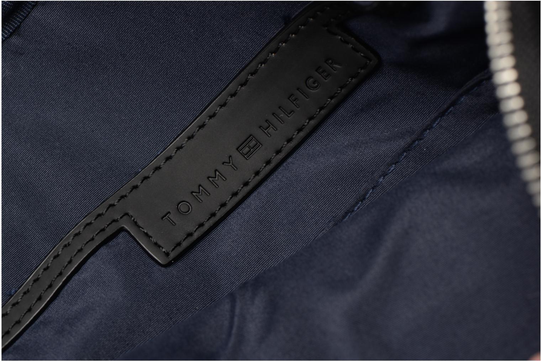 Herrentaschen Tommy Hilfiger TH CITY MINI CROSSOVER schwarz ansicht von hinten