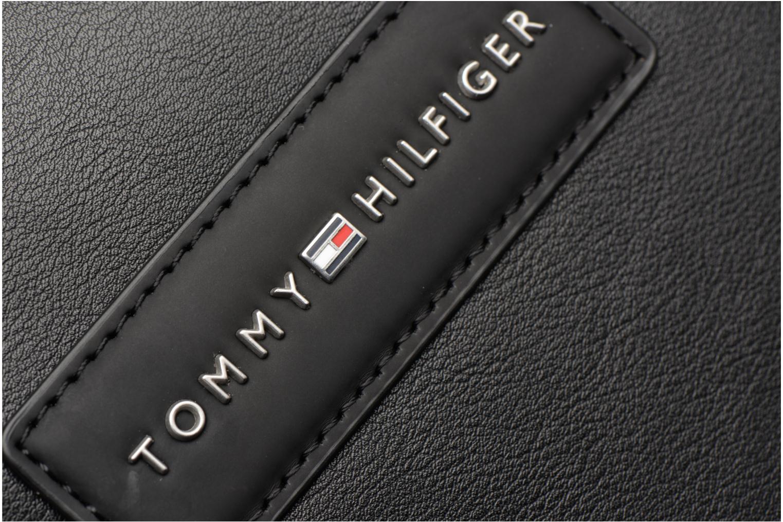 Herrentaschen Tommy Hilfiger TH CITY MINI CROSSOVER schwarz ansicht von links