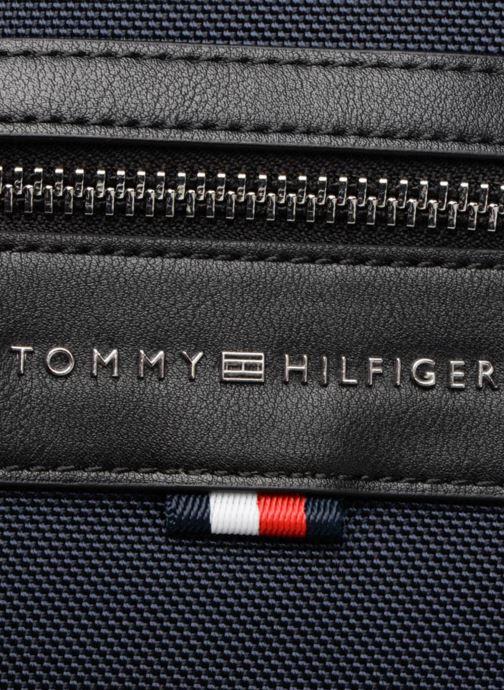 Sacs ordinateur Tommy Hilfiger ELEVATED COMPUTER BAG Bleu vue gauche