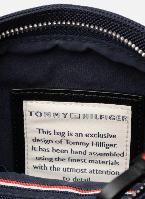 Sacs homme Tommy Hilfiger ELEVATED MINI CROSSOVER Bleu vue derrière