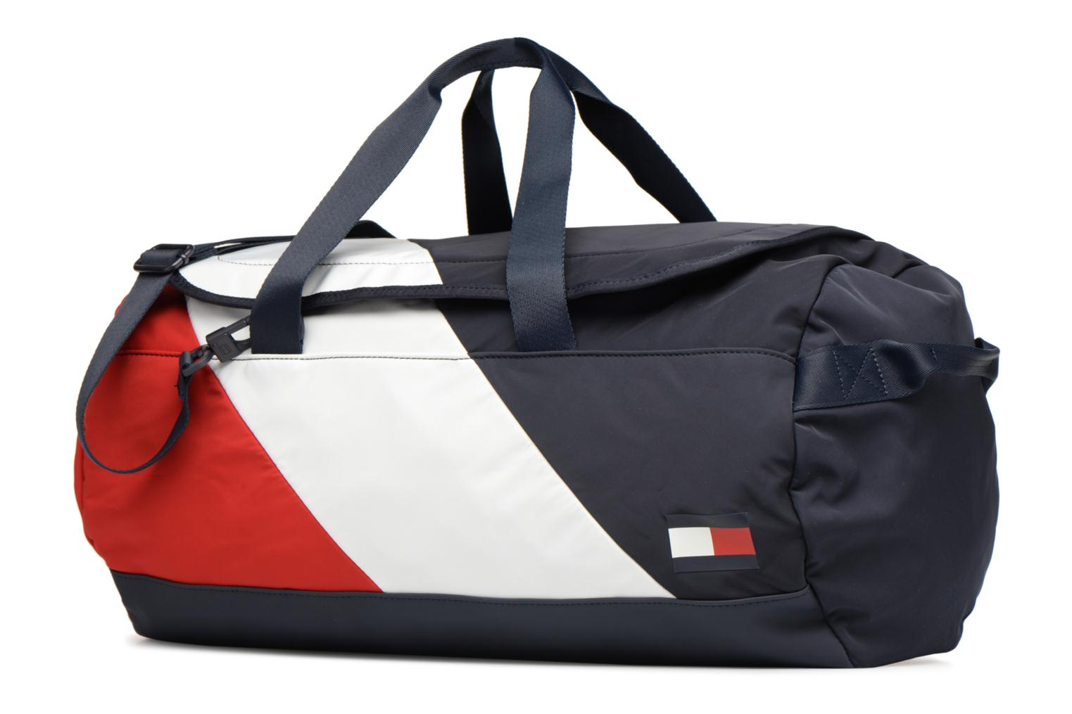 Sporttassen Tommy Hilfiger SPEED DUFFLE CORPORATE Multicolor model