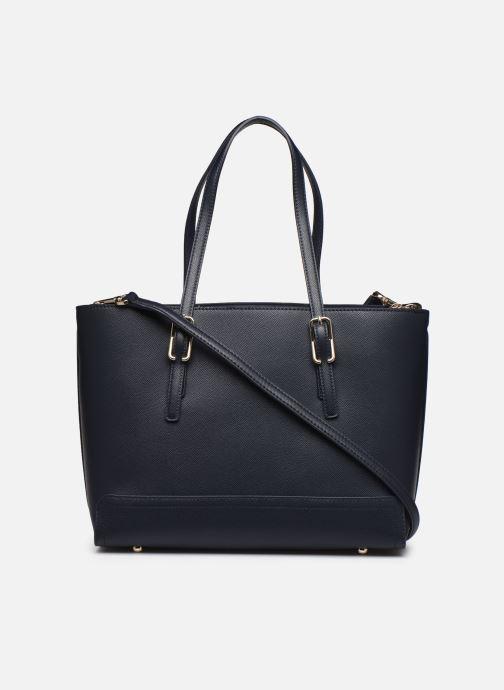 Handtaschen Tommy Hilfiger HONEY MED TOTE blau ansicht von vorne