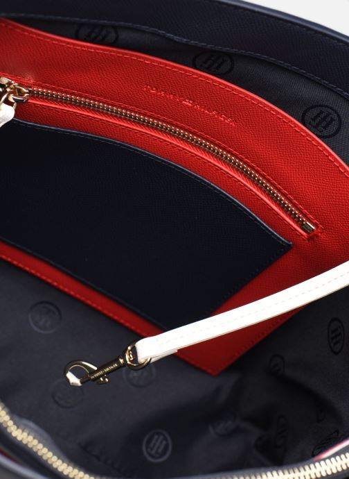 Handtaschen Tommy Hilfiger HONEY MED TOTE blau ansicht von hinten