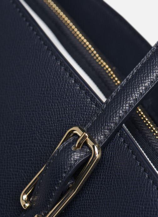 Handtaschen Tommy Hilfiger HONEY MED TOTE blau ansicht von links