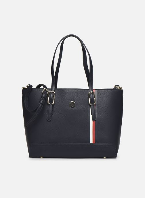 Handtaschen Tommy Hilfiger HONEY MED TOTE blau detaillierte ansicht/modell