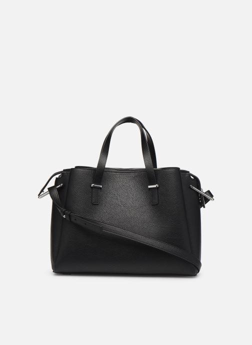 Handtaschen Tommy Hilfiger TH CORE SATCHEL schwarz ansicht von vorne