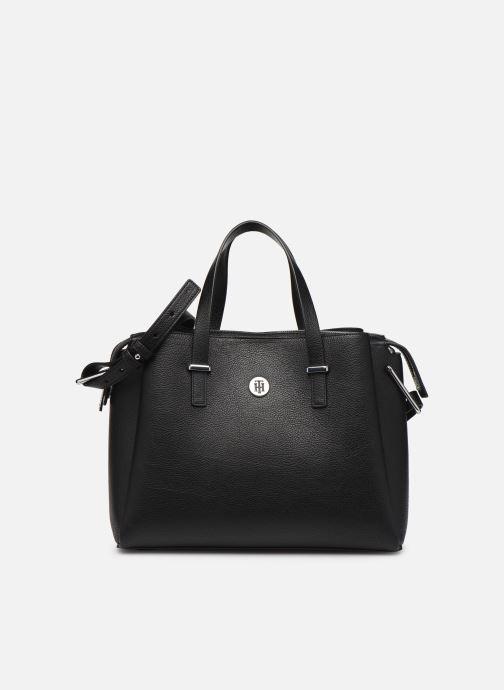 Handtaschen Tommy Hilfiger TH CORE SATCHEL schwarz detaillierte ansicht/modell