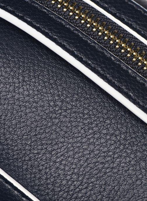 Bolsos de mano Tommy Hilfiger CHARMING TOMMY SATCHEL Azul vista lateral izquierda