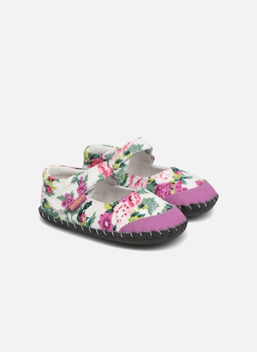 Pantuflas Pediped Louisa Multicolor vista 3/4