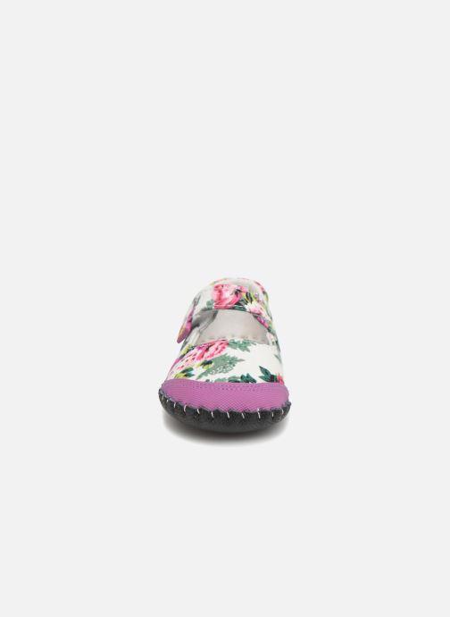 Chaussons Pediped Louisa Multicolore vue portées chaussures