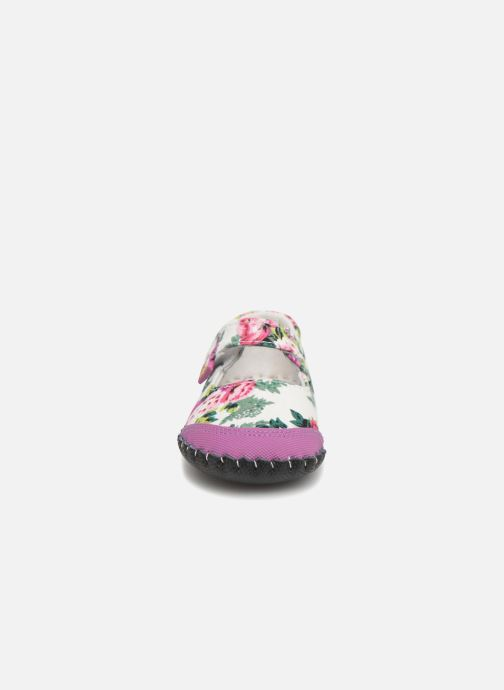 Slippers Pediped Louisa Multicolor model view