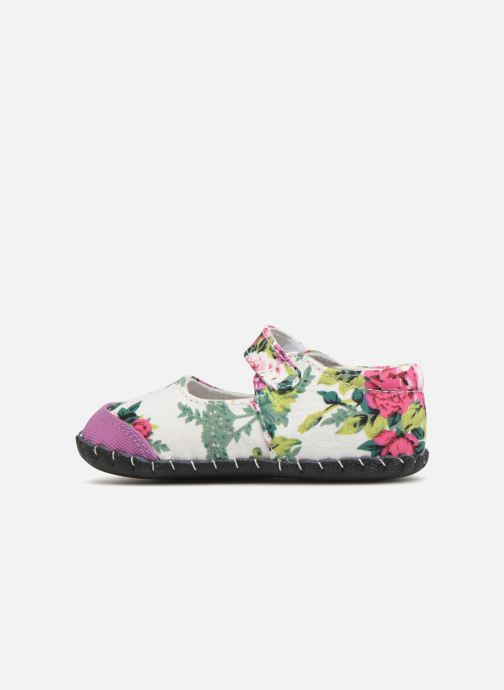 Chaussons Pediped Louisa Multicolore vue face