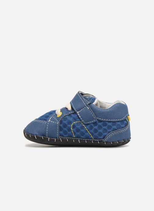 Slippers Pediped Dani Blue front view