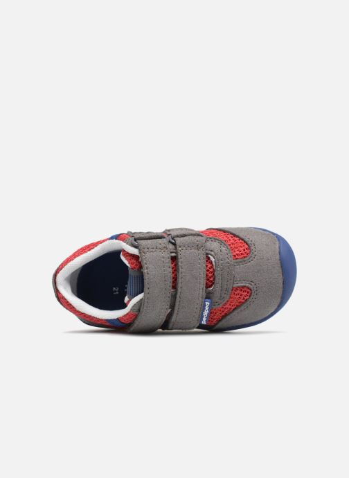Sneakers Pediped Gehrig Rosso immagine sinistra