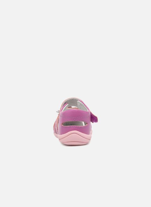 Sandals Pediped Sabine Pink view from the right