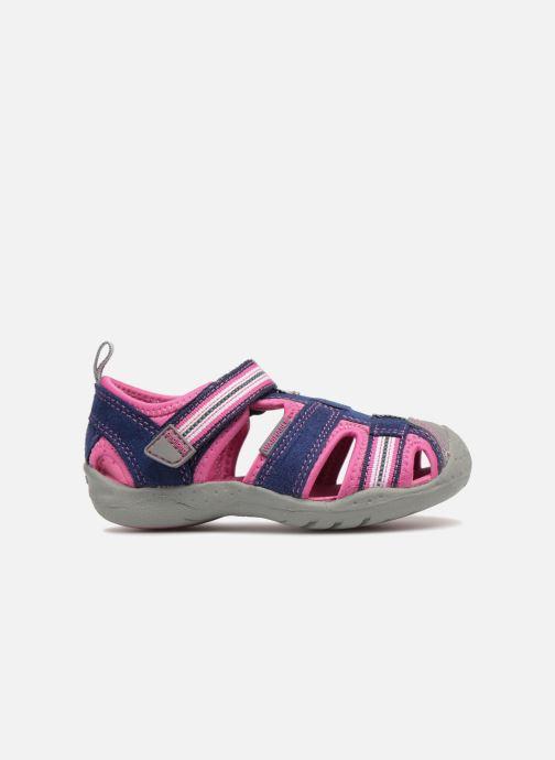 Sandali e scarpe aperte Pediped Sahara Azzurro immagine posteriore