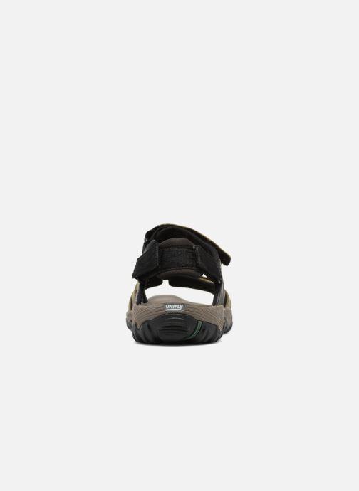 Zapatillas de deporte Merrell All Out Blaze Sieve Convert Marrón vista lateral derecha