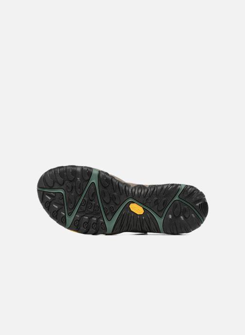 Chaussures de sport Merrell All Out Blaze Sieve Convert Marron vue haut