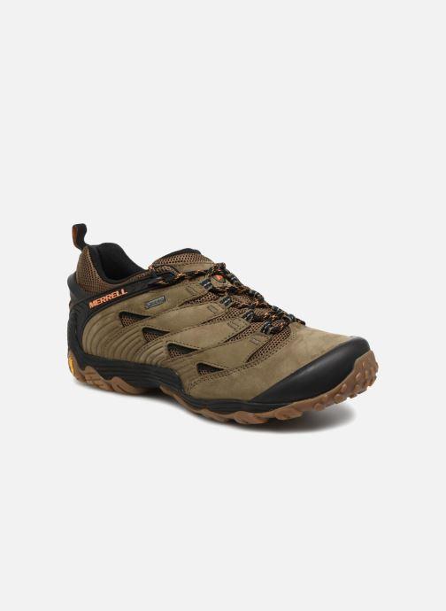 ace54cc0d3c Merrell Cham 7 GTX (Marron) - Chaussures de sport chez Sarenza (318948)