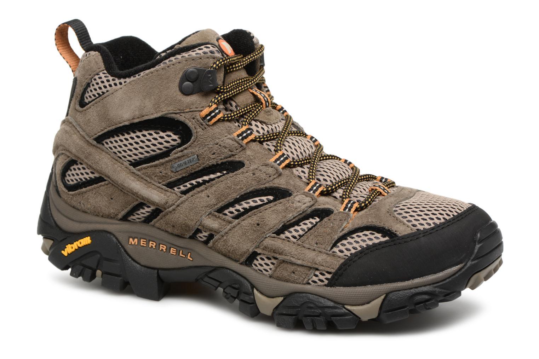 Merrell Moab 2 Ltr Mid Gtx (Marron) Chaussures de sport