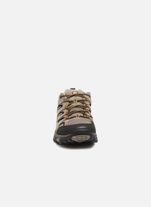 Sport shoes Merrell Moab 2 Vent Brown model view