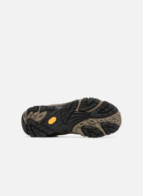 Chaussures de sport Merrell Moab 2 Vent Marron vue haut