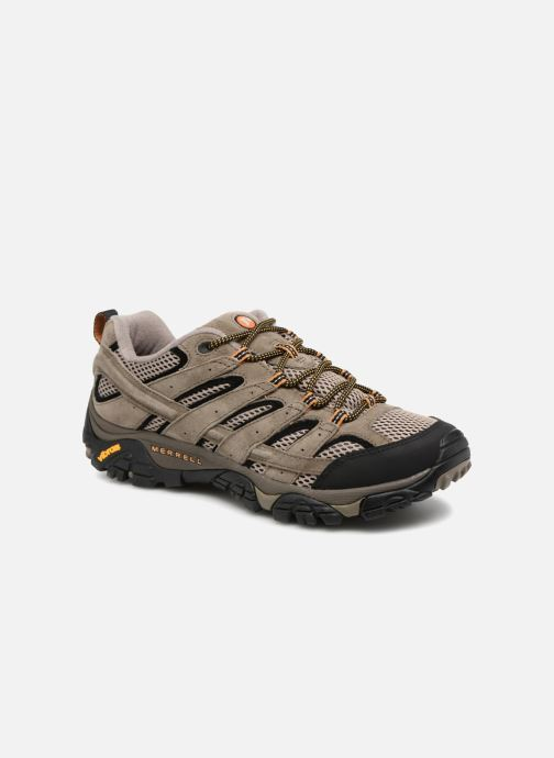 Sport shoes Merrell Moab 2 Vent Brown detailed view/ Pair view