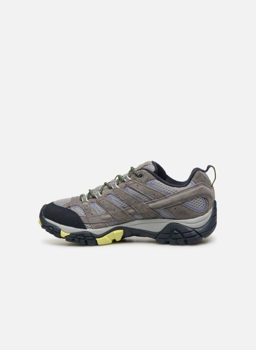 Chaussures de sport Merrell Moab 2 Vent Gris vue face