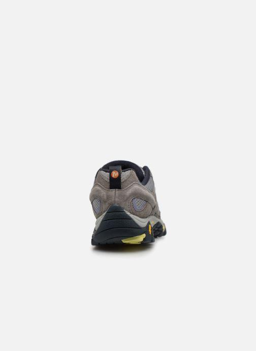 Chaussures de sport Merrell Moab 2 Vent Gris vue droite