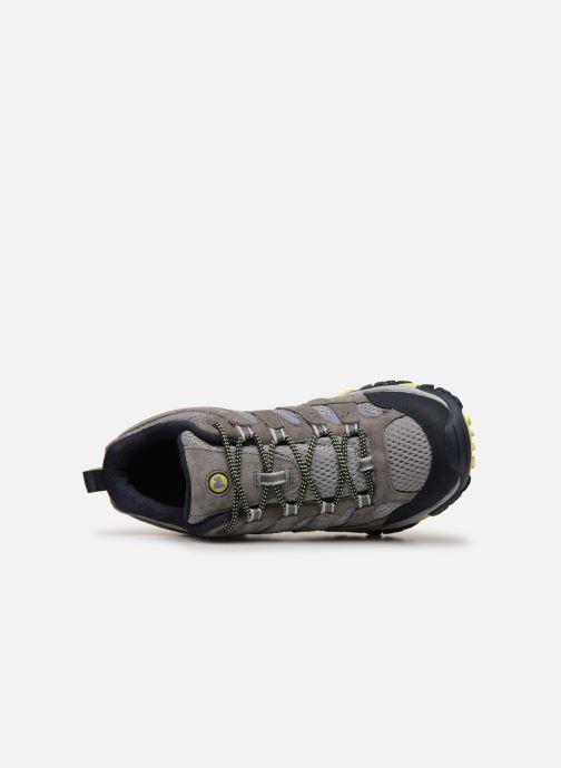Chaussures de sport Merrell Moab 2 Vent Gris vue gauche