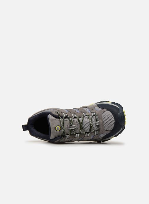 Sport shoes Merrell Moab 2 Vent Grey view from the left