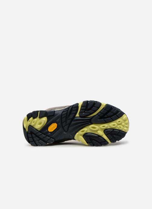 Chaussures de sport Merrell Moab 2 Vent Gris vue haut