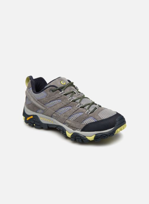 Sport shoes Merrell Moab 2 Vent Grey detailed view/ Pair view
