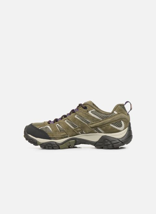 Chaussures de sport Merrell Moab 2 Vent Vert vue face