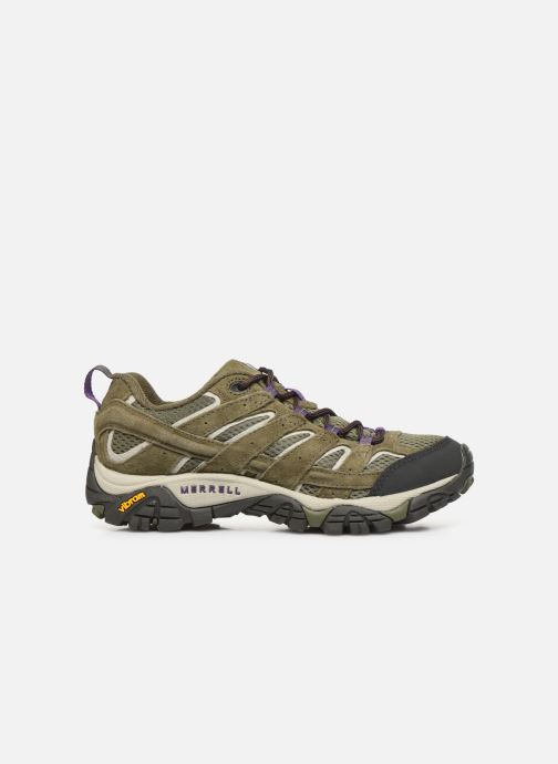 Chaussures de sport Merrell Moab 2 Vent Vert vue derrière