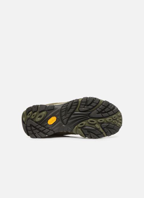 Chaussures de sport Merrell Moab 2 Vent Vert vue haut