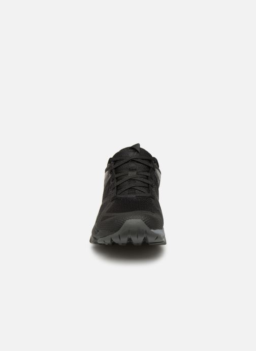 Chaussures de sport Merrell Mqm Flex Noir vue portées chaussures