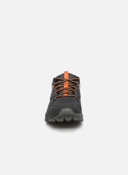 Chaussures de sport Merrell Mqm Flex Gtx Gris vue portées chaussures