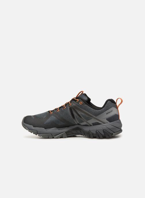 Chaussures de sport Merrell Mqm Flex Gtx Gris vue face