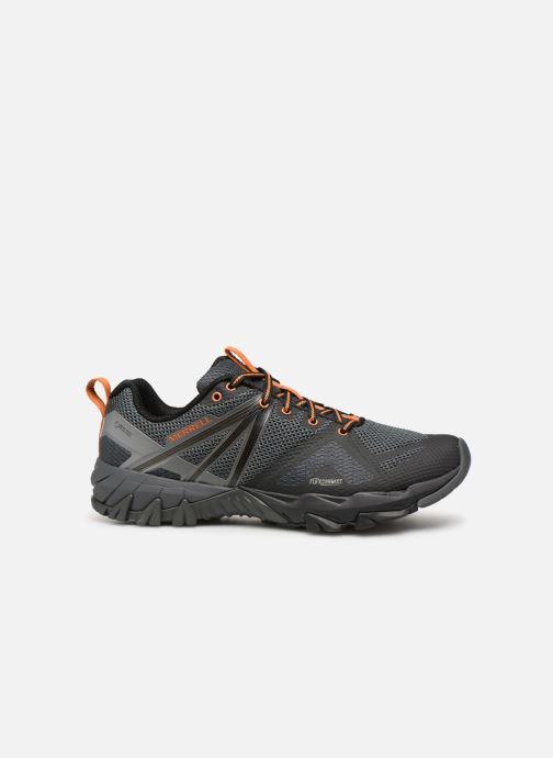 Sport shoes Merrell Mqm Flex Gtx Grey back view