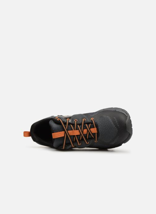 Sport shoes Merrell Mqm Flex Gtx Grey view from the left