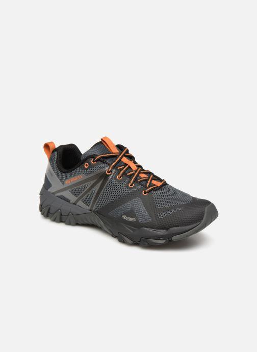 Sport shoes Merrell Mqm Flex Gtx Grey detailed view/ Pair view