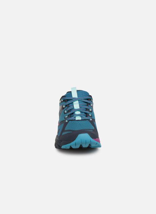 Chaussures de sport Merrell Mqm Flex Gtx Bleu vue portées chaussures