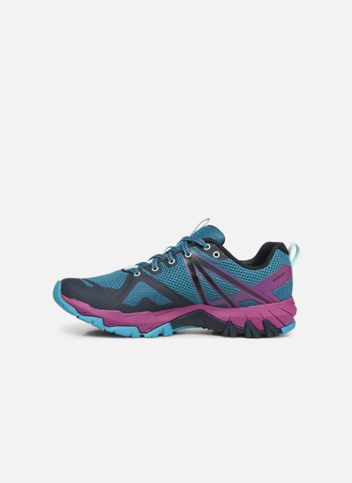 Chaussures de sport Merrell Mqm Flex Gtx Bleu vue face