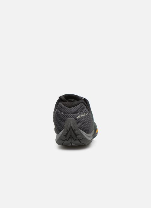 Chaussures de sport Merrell Parkway Emboss Lace Noir vue droite